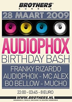 flyer Birthday Bash