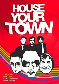 House your town #2 (flyer)