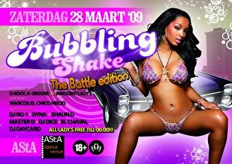 Bubbling Shake (flyer)