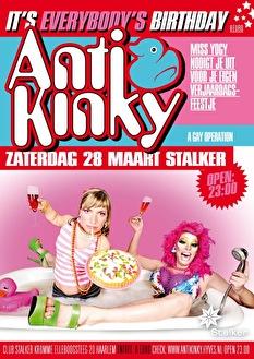 flyer Anti Kinky
