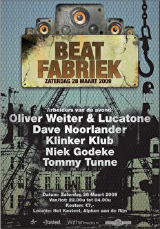 Beatfabriek (flyer)