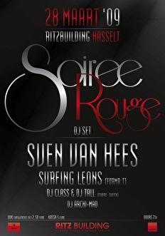 Soiree Rouge (flyer)
