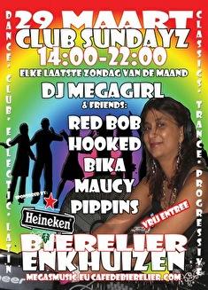 Club Sundayz (flyer)