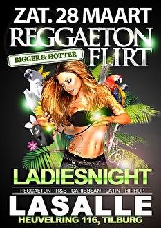 Reggaeton Flirt (flyer)