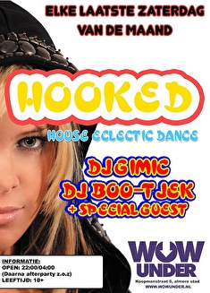 Hooked (flyer)