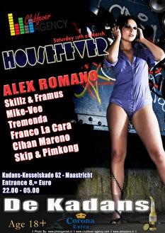 Housefever (flyer)