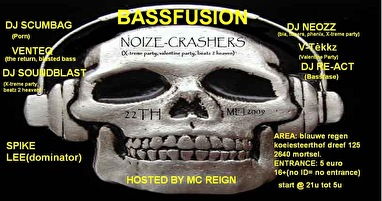 Bassfusion (flyer)