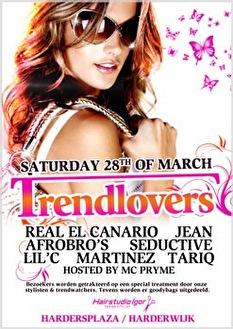 Trendlovers (flyer)
