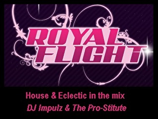 House & Eclectic in the mix (flyer)