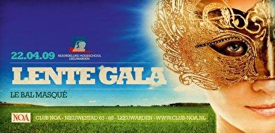 Lente Gala (flyer)