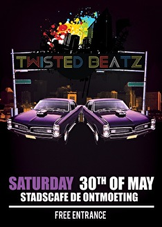 Twisted Beatz (flyer)