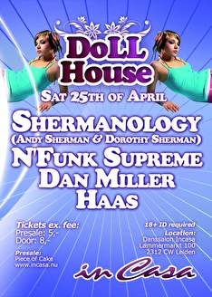 Doll House (flyer)
