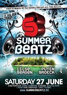 SummerBeatz (flyer)