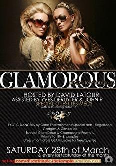 Glamorous (flyer)