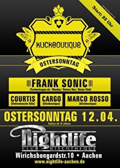 Frank Sonic (flyer)