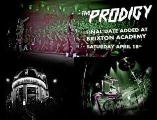 The Prodigy (flyer)