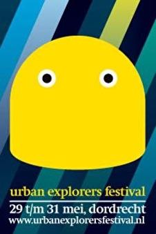 Urban Explorers Festival (flyer)