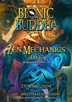 Bionic Buddha (flyer)