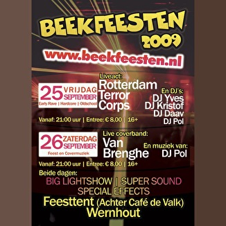 party agenda September 2009