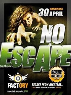 No Escape (flyer)