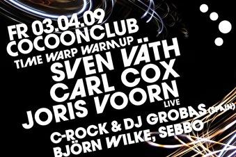 Cocoon (flyer)