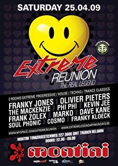 Extreme reunion (flyer)
