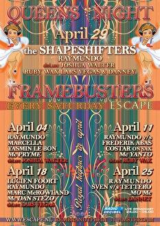 Framebusters (flyer)