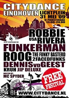 Citydance Eindhoven (flyer)
