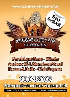 Xplosive Outdoor (flyer)