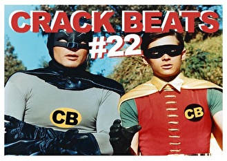 Crackbeats 22 (flyer)