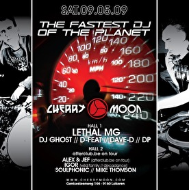 The fastest dj of the planet (flyer)