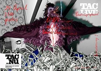 TAC Live (flyer)