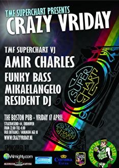 Crazy Vriday (flyer)