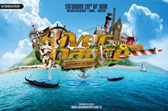 Riverdance Festival (flyer)