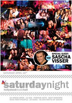 Saturdaynight (flyer)