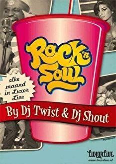 Rock 'n Soul (flyer)