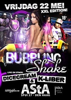 Bubbling Shake (flyer)