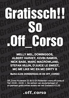 Gratissch!! (flyer)