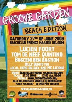 GrooveGarden (flyer)