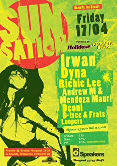 Sunsation (flyer)