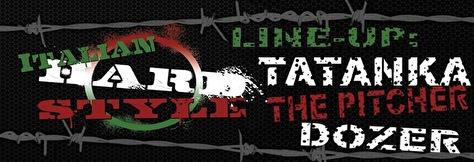 Italian Hardstyle (flyer)