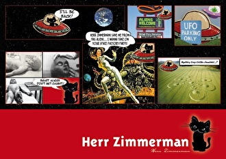 Herr Zimmerman (flyer)