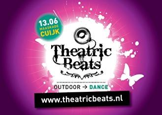 Theatric Beats Outdoor (flyer)