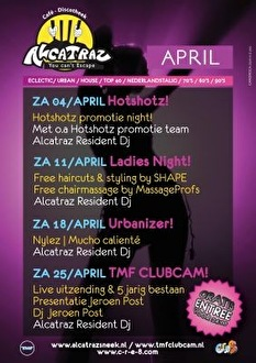 Urbanizer! (flyer)