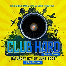 Club Hard (flyer)
