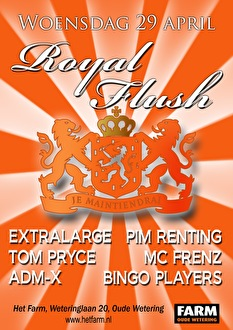 Royal Flush (flyer)