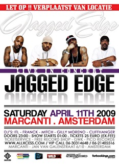 Jagged Edge (flyer)