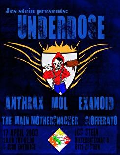 Underdose (flyer)