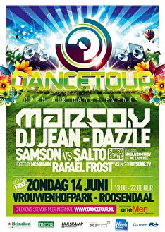 Dancetour Roosendaal 2009 (flyer)