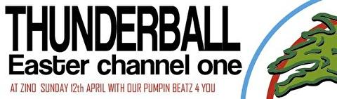 Thunderball (flyer)